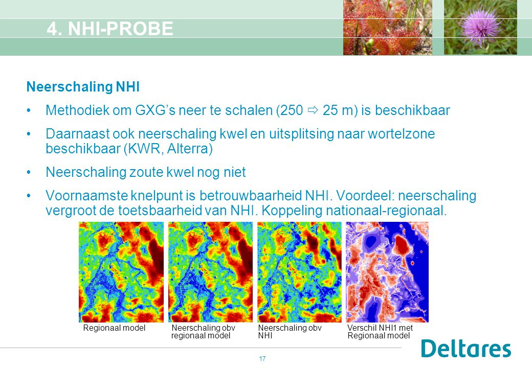 4. NHI-PROBE Neerschaling NHI