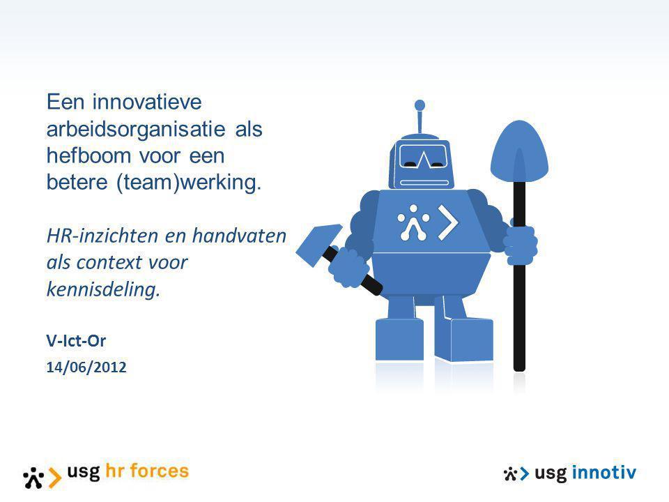 HR-inzichten en handvaten als context voor kennisdeling.