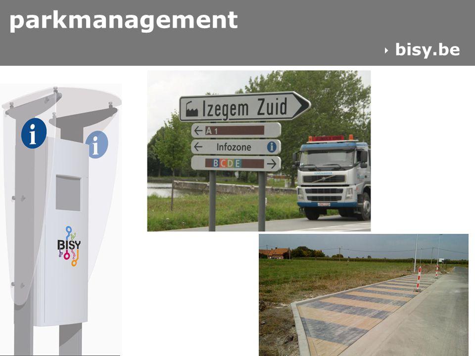 parkmanagement  bisy.be