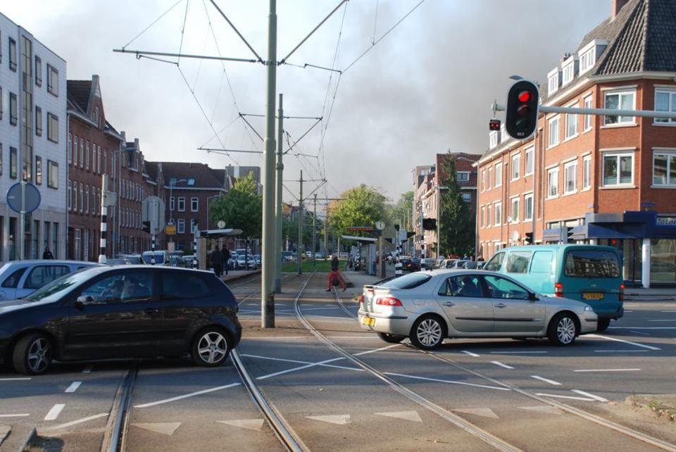 Wolphaertsbocht richting Doklaan