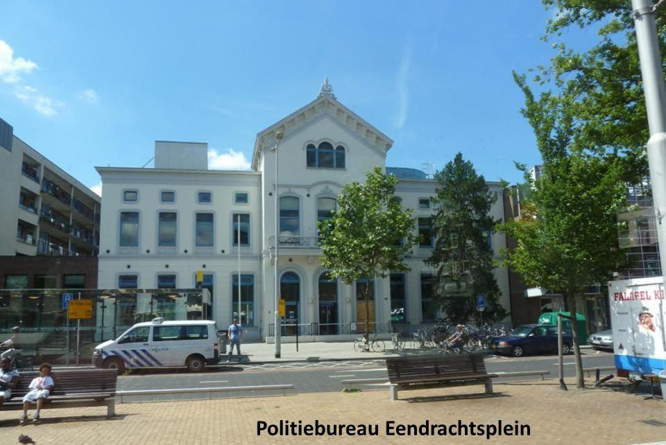 Politiebureau Eendrachtsplein