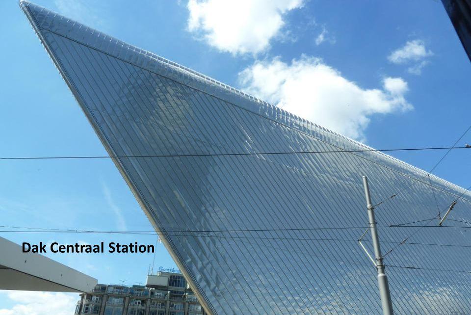 Dak Centraal Station