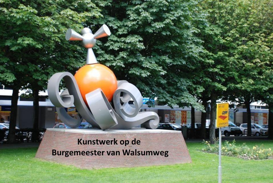 Burgemeester van Walsumweg