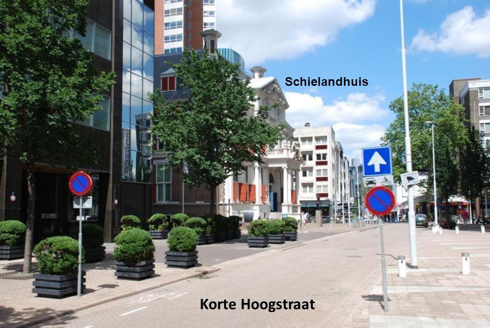 Schielandhuis Korte Hoogstraat