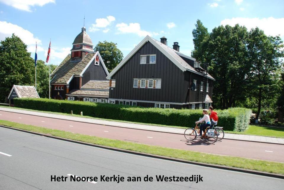 Hetr Noorse Kerkje aan de Westzeedijk