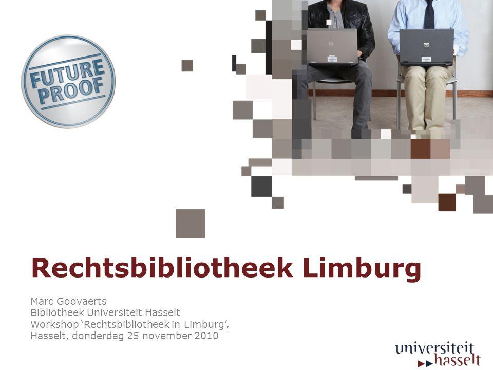 Rechtsbibliotheek Limburg