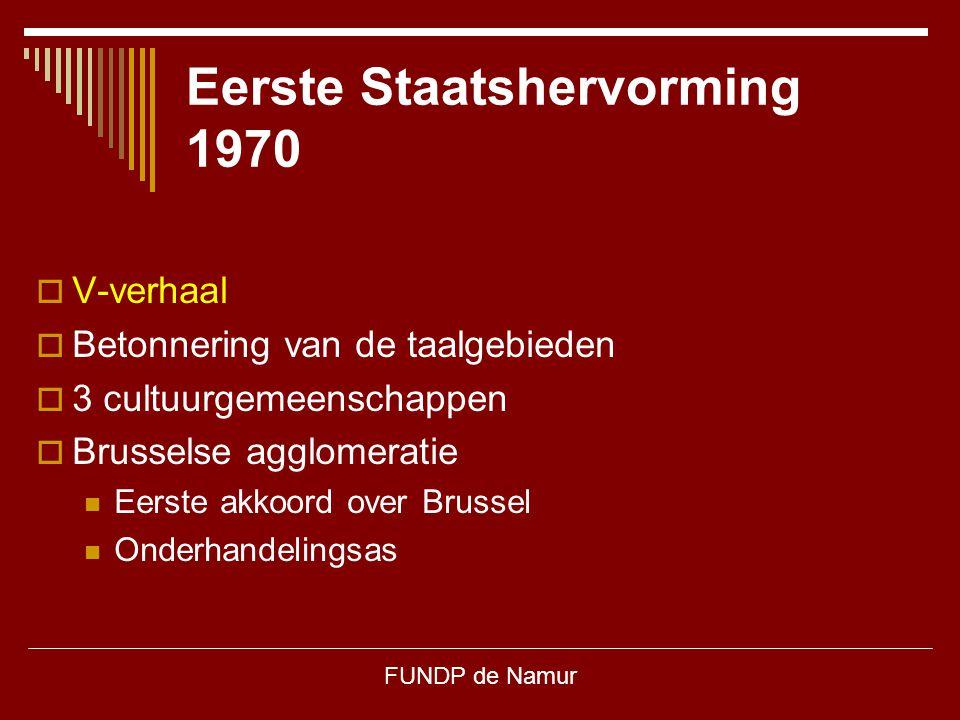 Eerste Staatshervorming 1970
