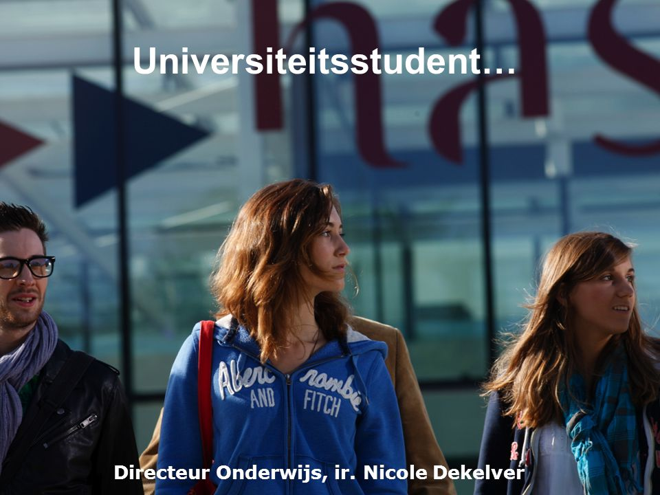 Universiteitsstudent…