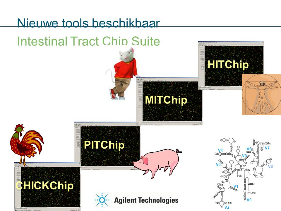 Nieuwe tools beschikbaar Intestinal Tract Chip Suite
