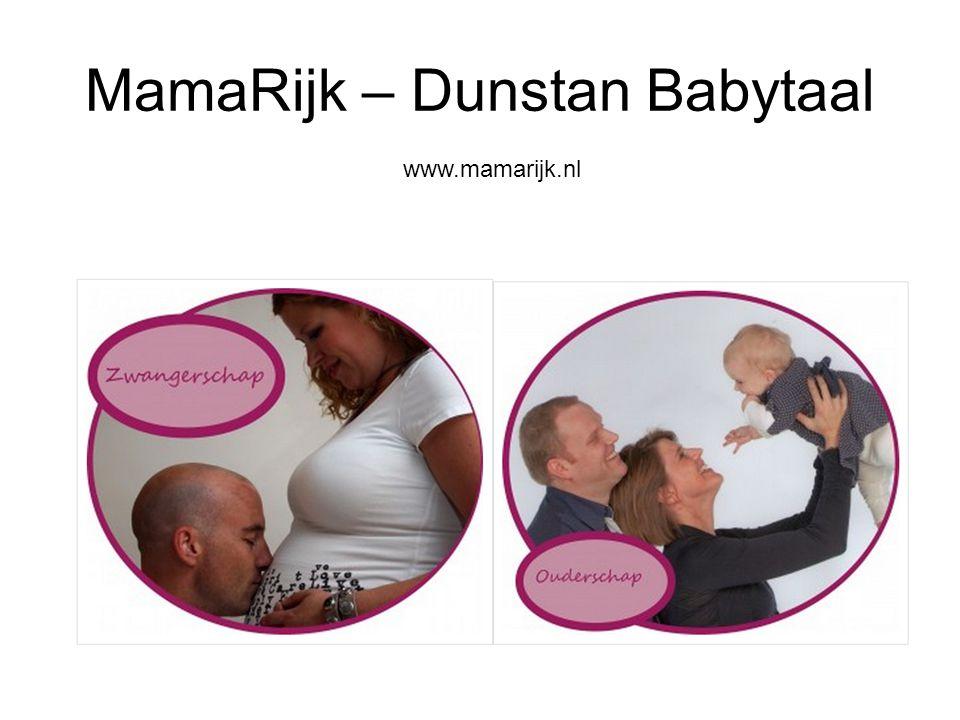 MamaRijk – Dunstan Babytaal