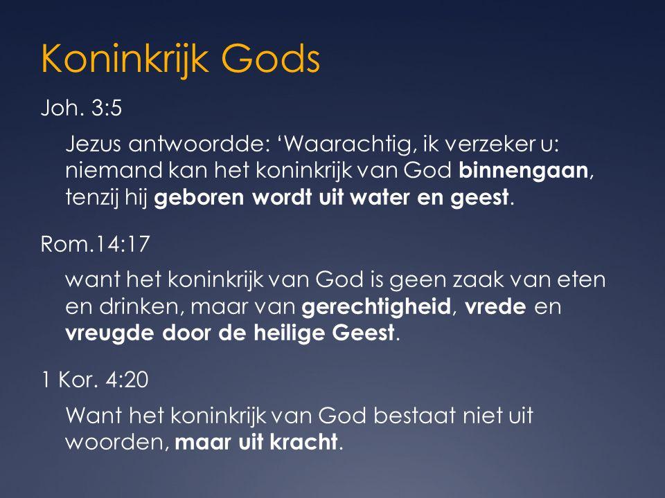 Koninkrijk Gods