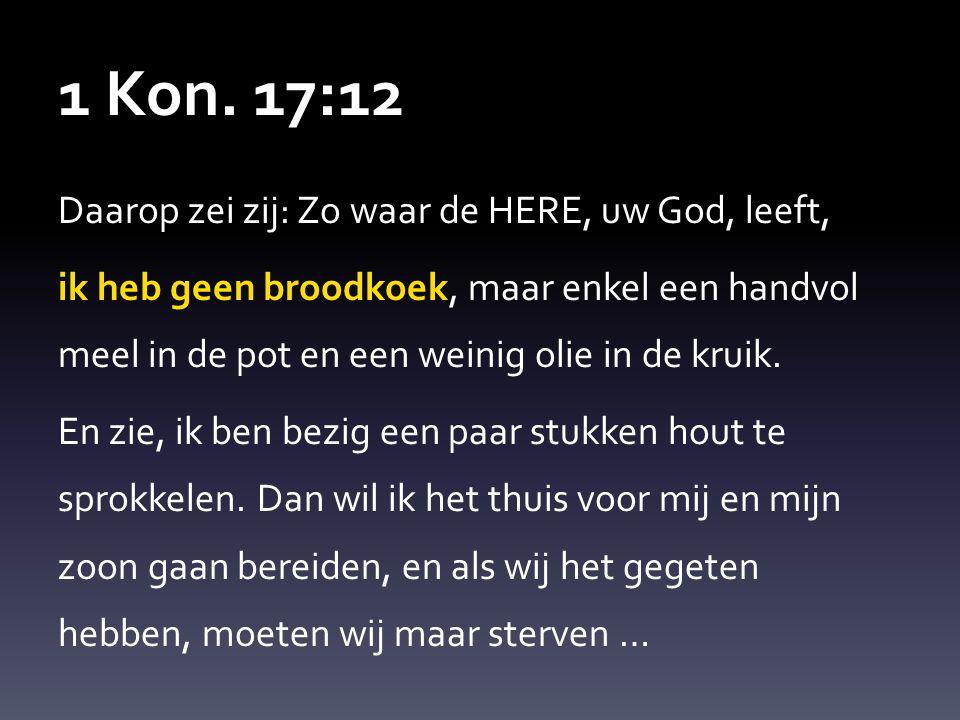 1 Kon. 17:12