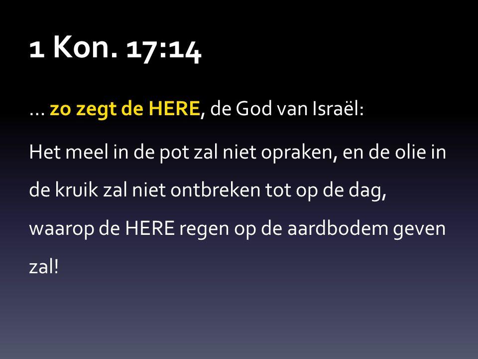 1 Kon. 17:14