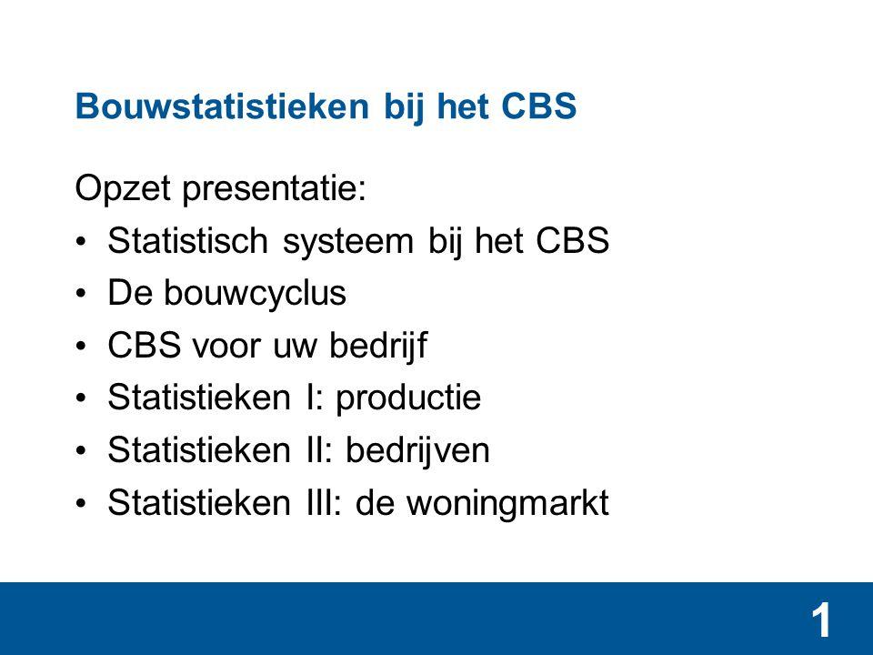 Het statistisch systeem