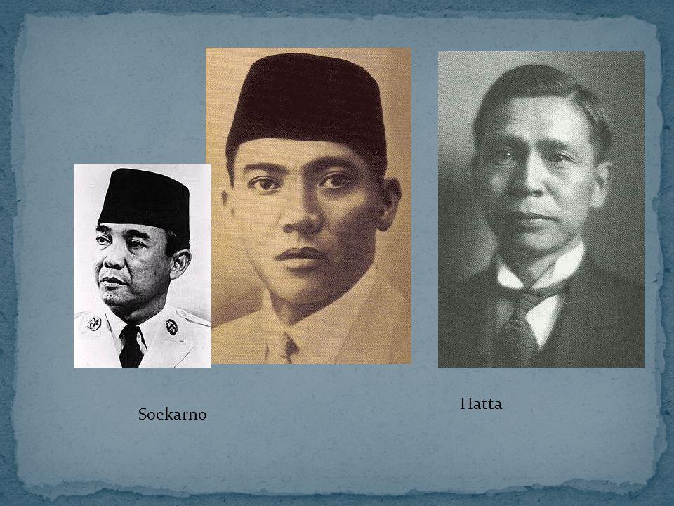 Hatta Soekarno
