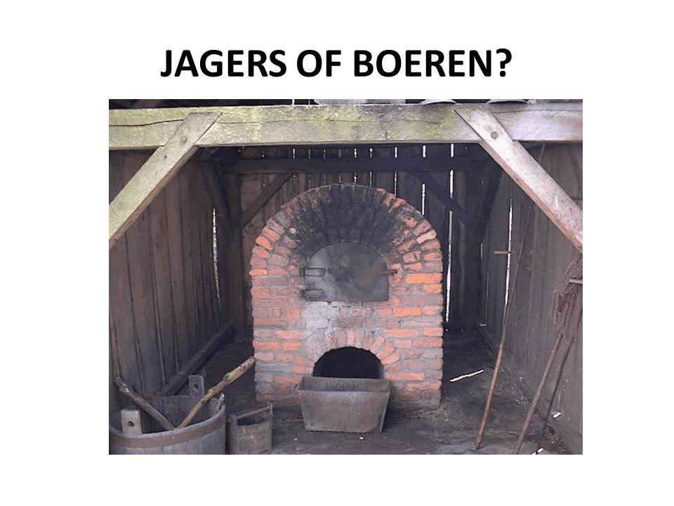 JAGERS OF BOEREN