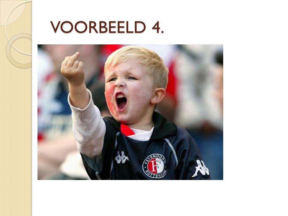 VOORBEELD 4.