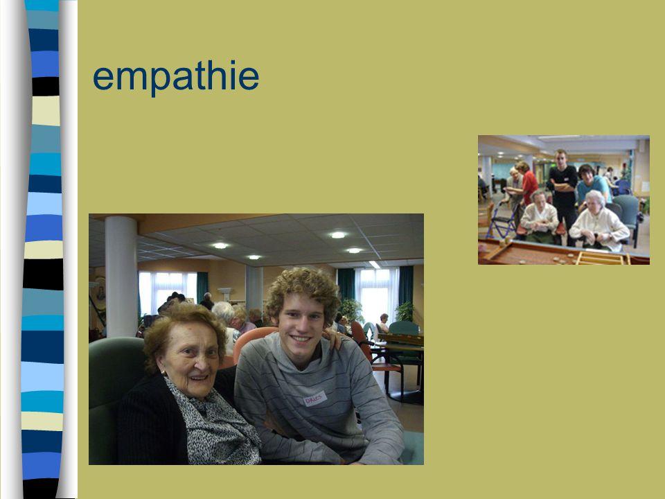 5 juni 2009 empathie