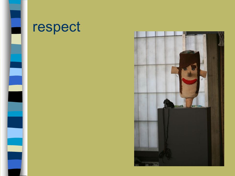 5 juni 2009 respect
