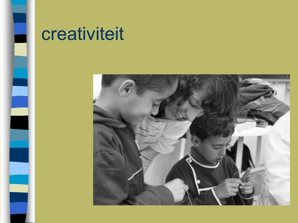 5 juni 2009 creativiteit