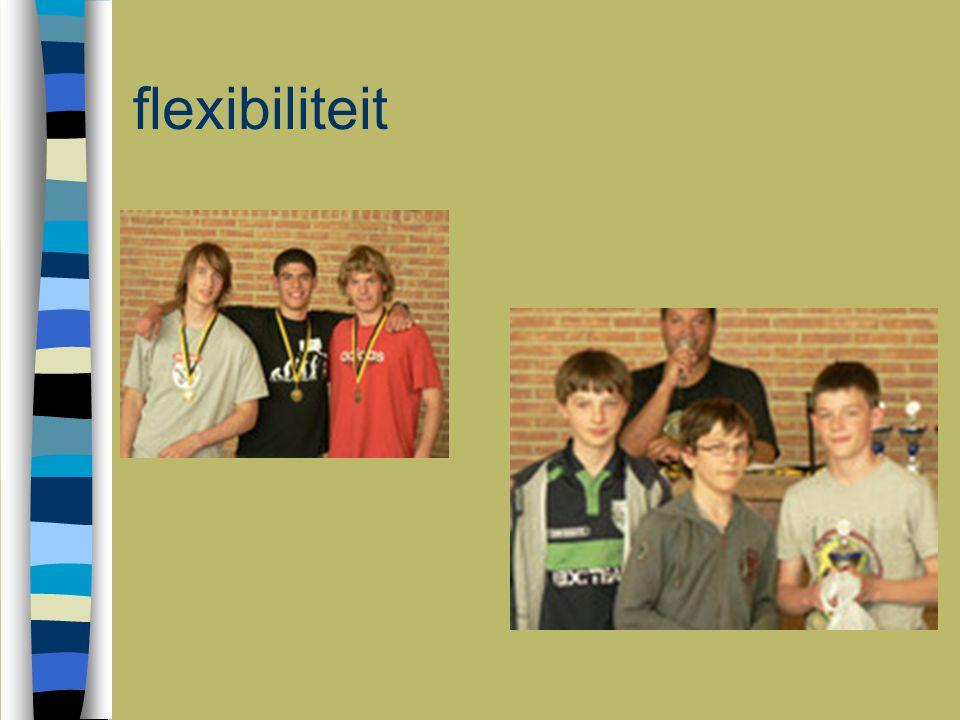 5 juni 2009 flexibiliteit