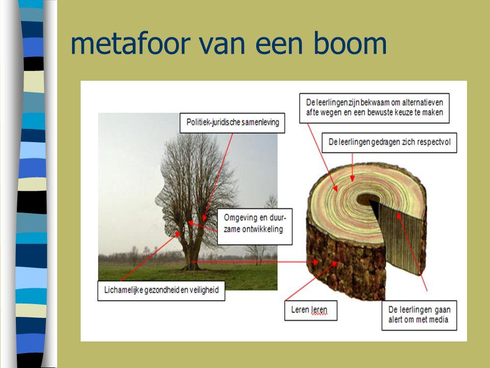 5 juni 2009 metafoor van een boom