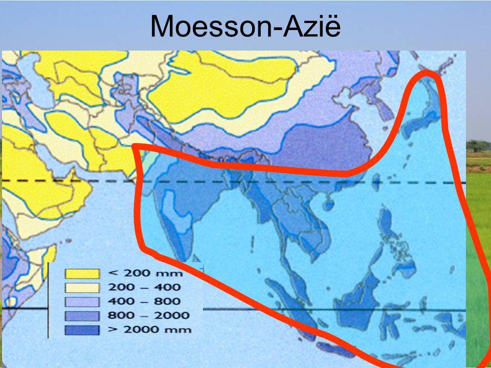Moesson-Azië