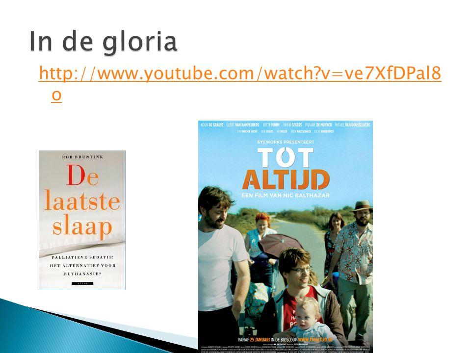 In de gloria http://www.youtube.com/watch v=ve7XfDPal8 o