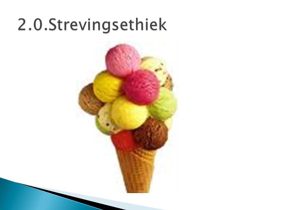 2.0.Strevingsethiek