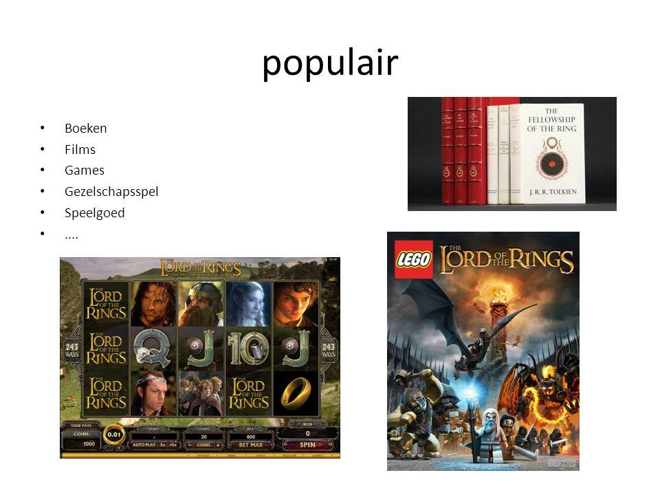 populair Boeken Films Games Gezelschapsspel Speelgoed ....