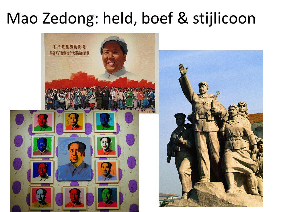 Mao Zedong: held, boef & stijlicoon