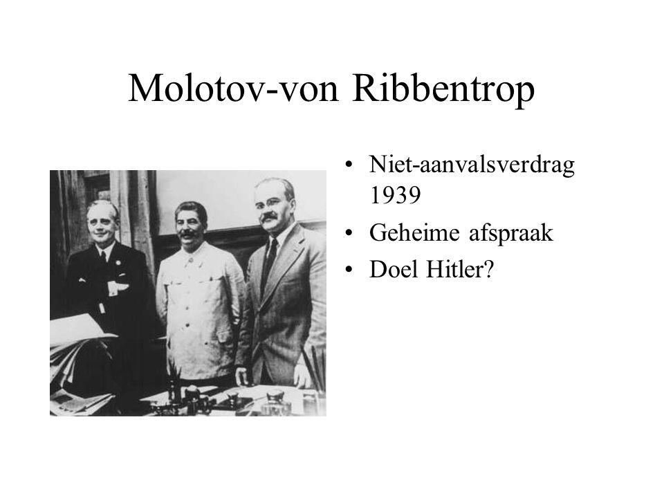 Molotov-von Ribbentrop