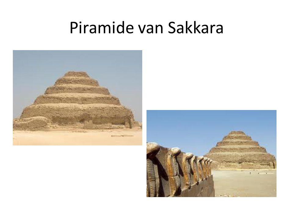 Piramide van Sakkara