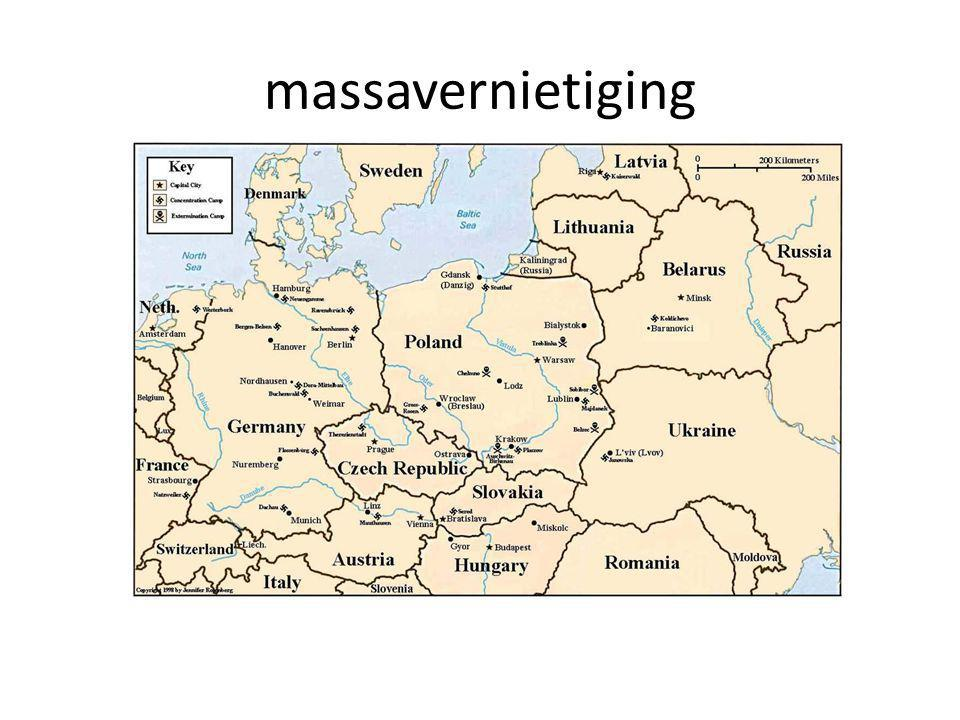 massavernietiging