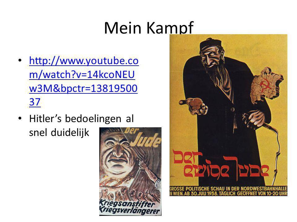 Mein Kampf http://www.youtube.com/watch v=14kcoNEUw3M&bpctr=1381950037