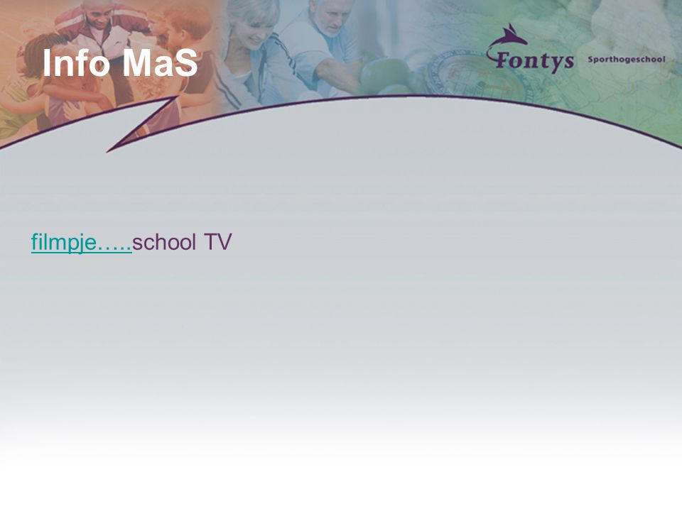 Info MaS filmpje…..school TV