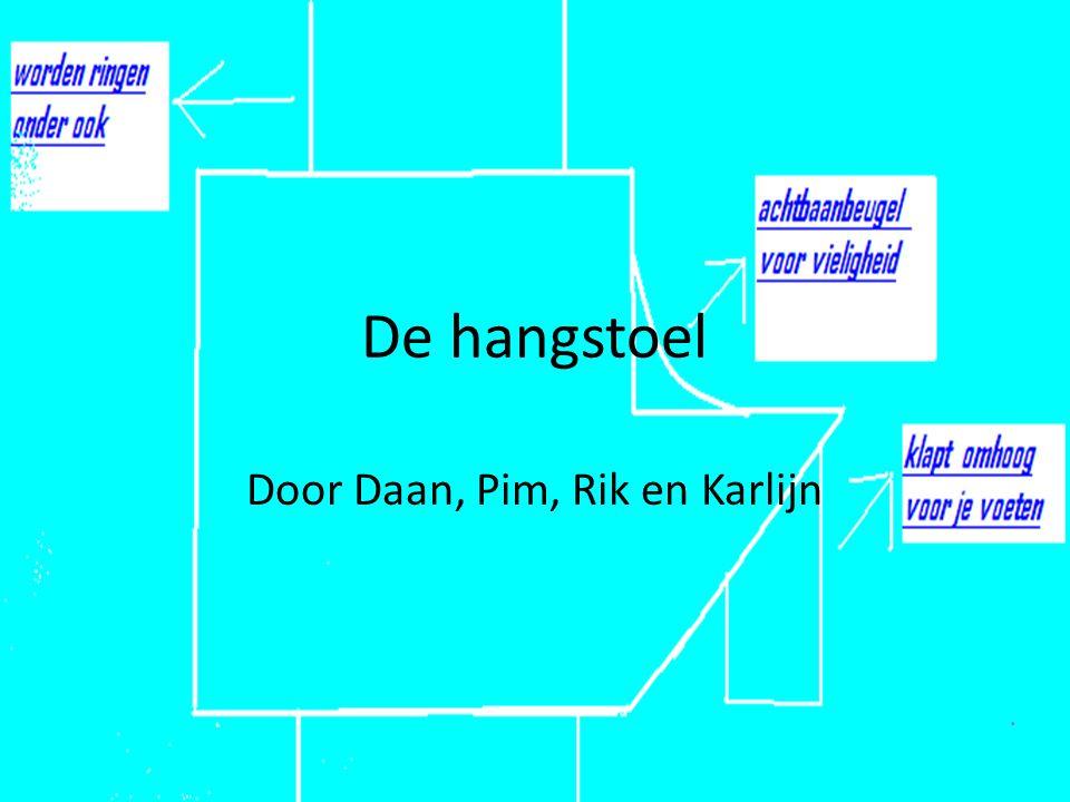 Door Daan, Pim, Rik en Karlijn