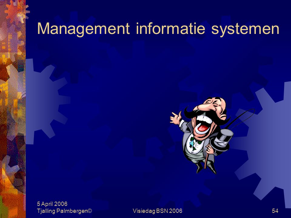 Management informatie systemen