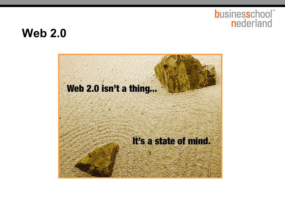 Titel presentatie Web 2.0 Gemeente Amsterdam 1 januari 2003