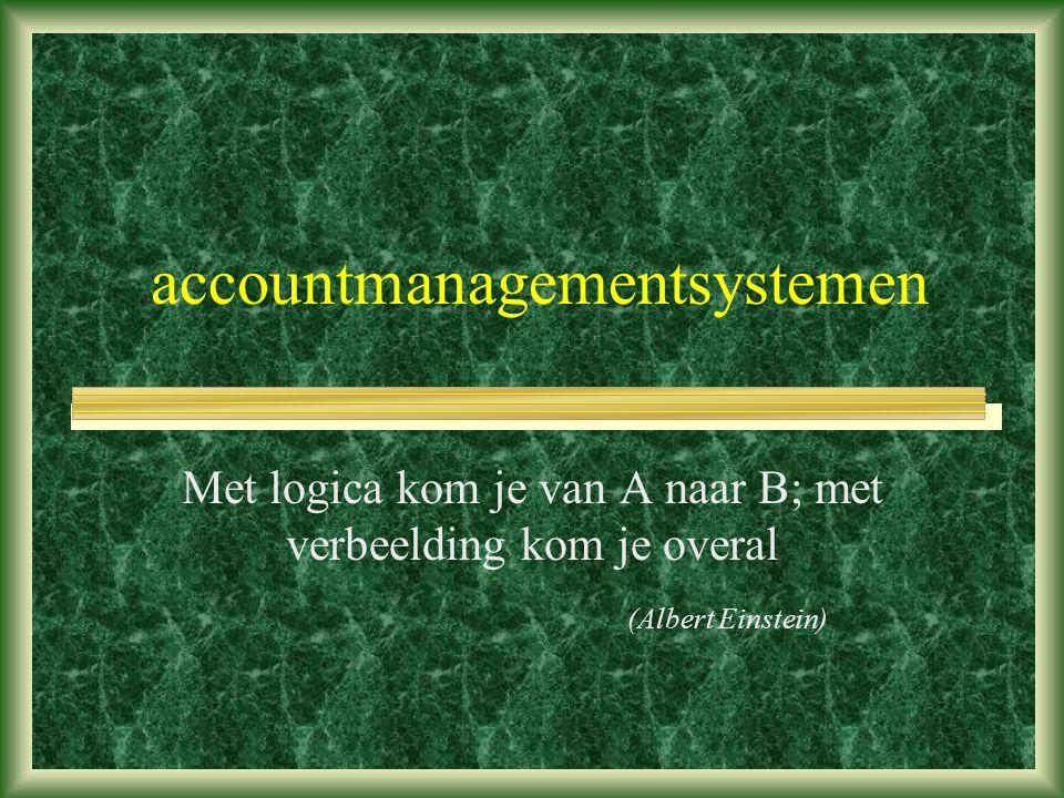 accountmanagementsystemen