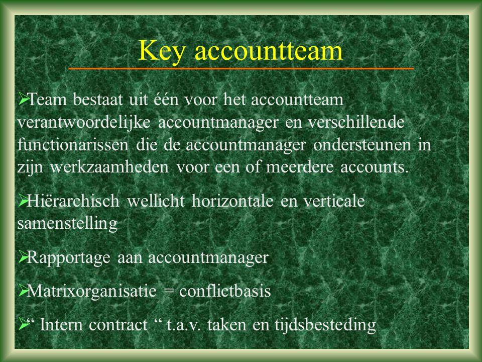 Key accountteam