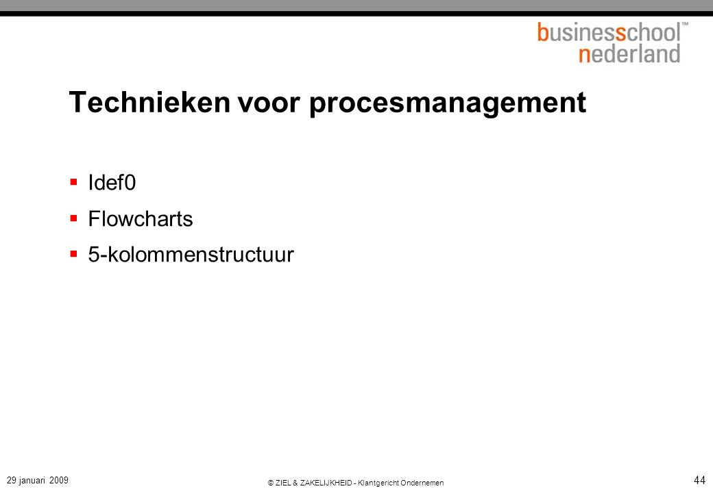 Presentatie Marketing management deel 3 EXMBA 2008-2C