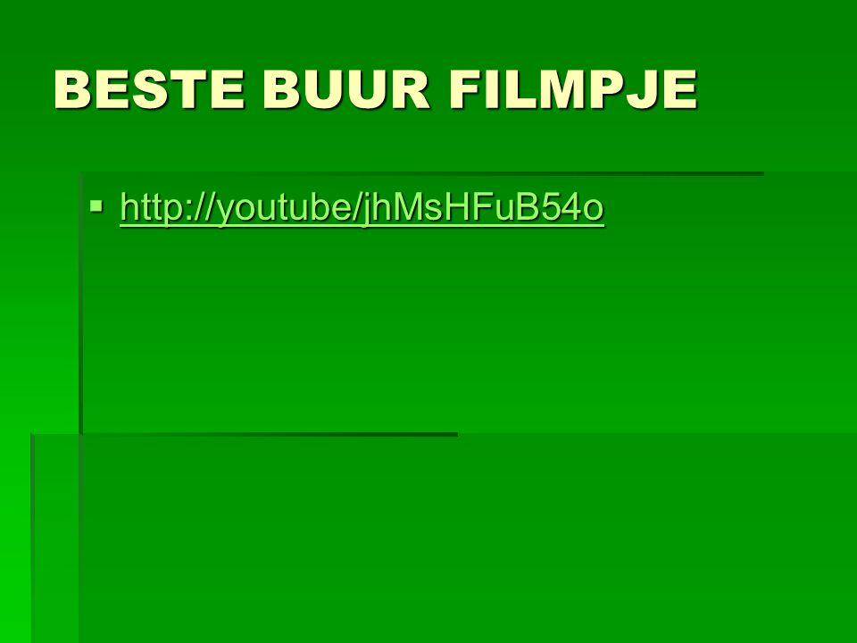 BESTE BUUR FILMPJE http://youtube/jhMsHFuB54o