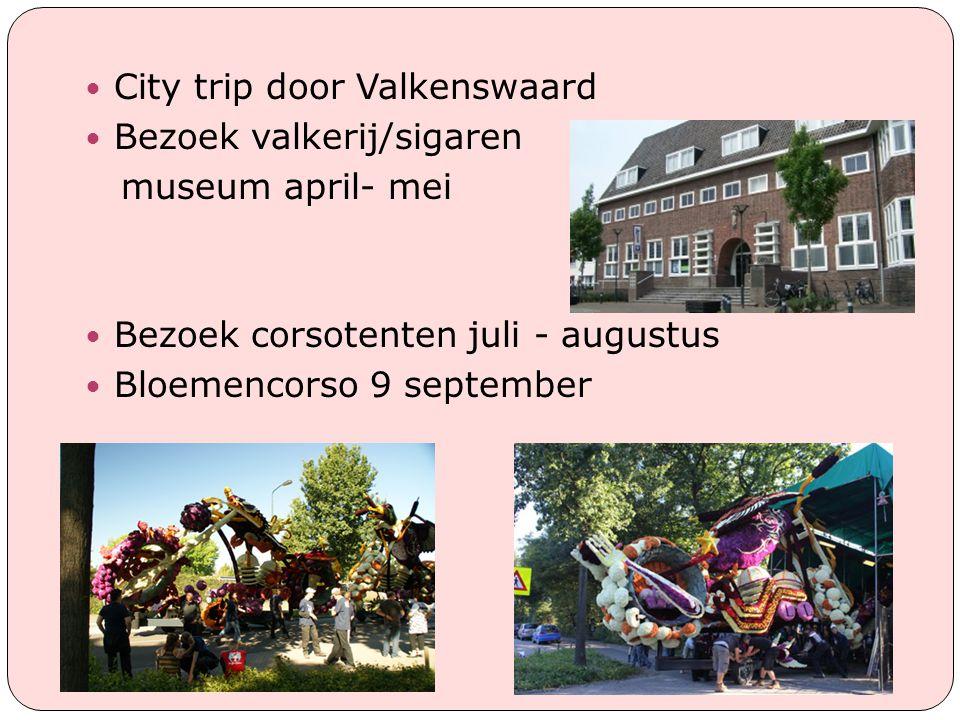City trip door Valkenswaard