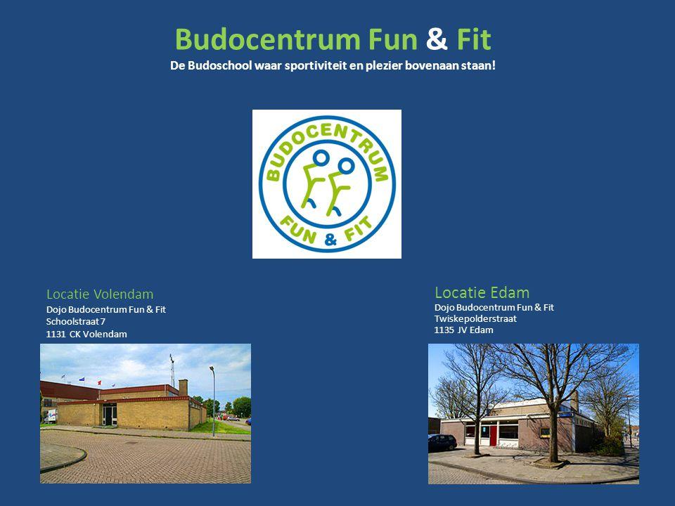 Budocentrum Fun & Fit De Budoschool waar sportiviteit en plezier bovenaan staan!