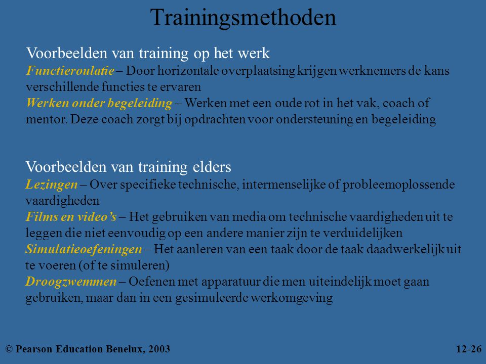 Hoofdstuk 12 human resource management ppt video online download - Decoreer zijn kantoor op het werk ...