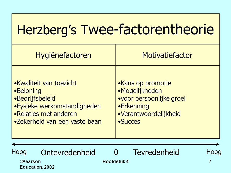 Herzberg's Twee-factorentheorie