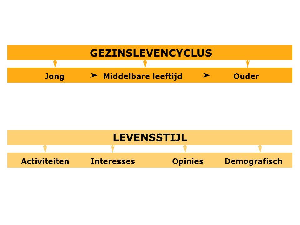 GEZINSLEVENCYCLUS LEVENSSTIJL