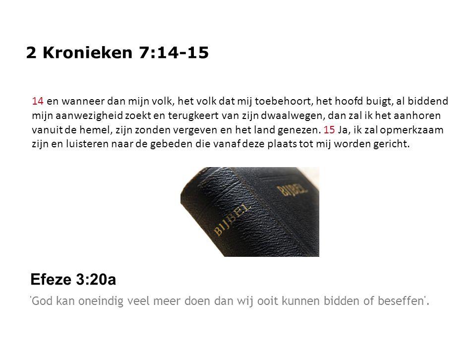 2 Kronieken 7:14-15