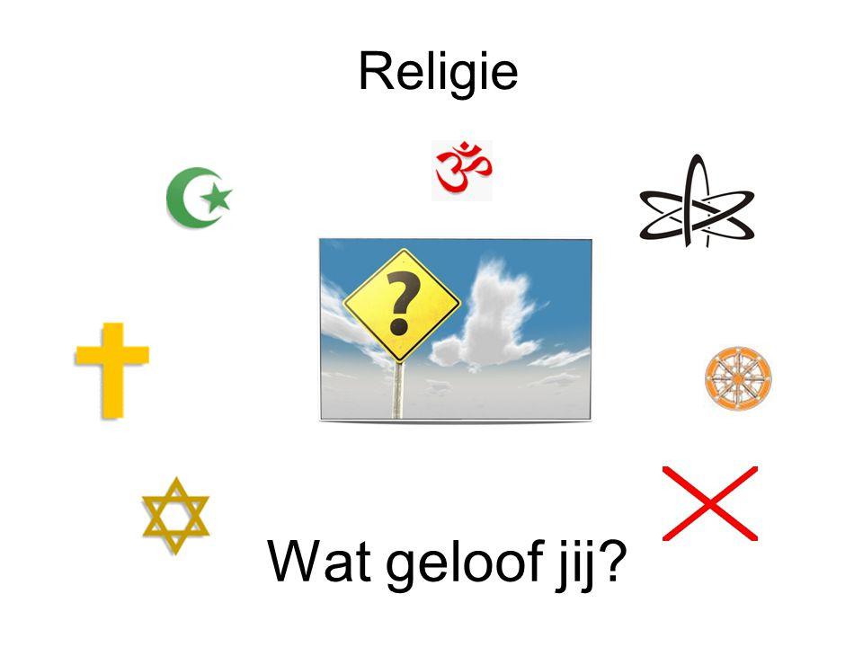 Religie Wat geloof jij
